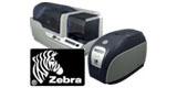 Kartendrucker von Zebra